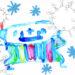 Homeoffice und Winterspass